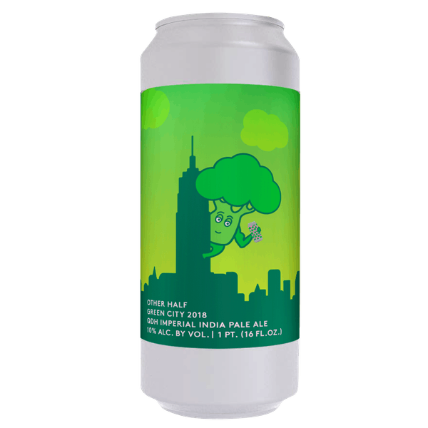Image result for other half green city double ipa